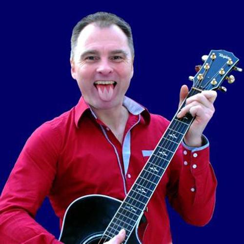 Comedian Alexander Göttlicher