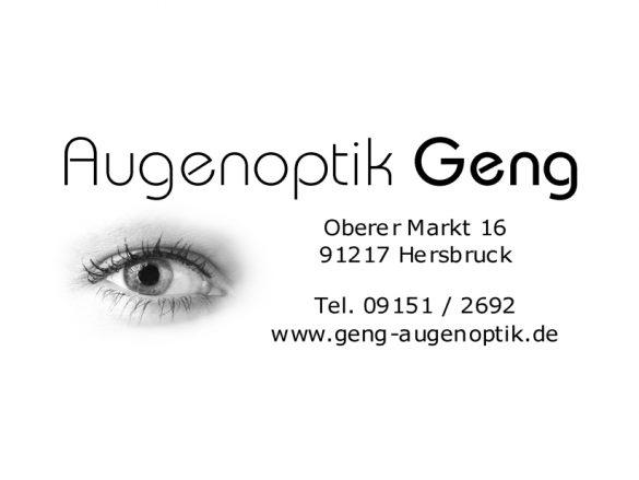 Augenoptik Geng